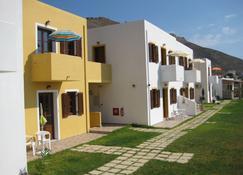 Tilos Fantasy Apartments - Livadia - Building