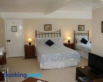 Clayhill House Bed & Breakfast - Lyndhurst - Bedroom