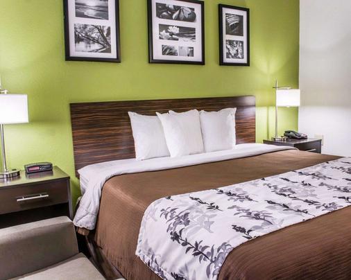 Sleep Inn Richmond South - Richmond - Habitación