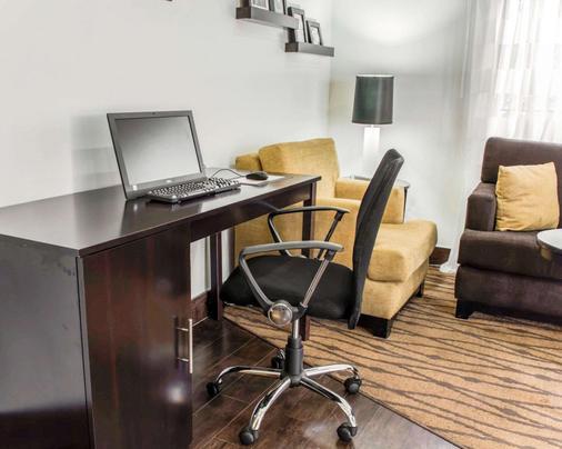 Sleep Inn Richmond South - Richmond - Centro de negocios