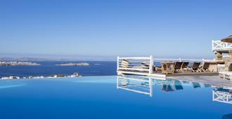 Vencia Boutique Hotel - Mykonos - Pool