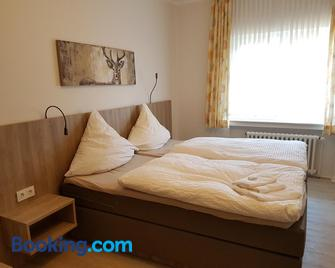 Hotel Pension Haus Pooth - Wesel - Bedroom