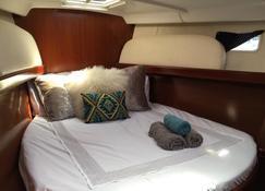 Jasmine Coral Jay Boutique Botel - Gibraltar - Bedroom