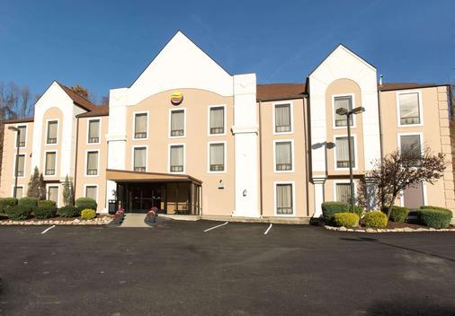 Comfort Inn - Pittsburgh - Building