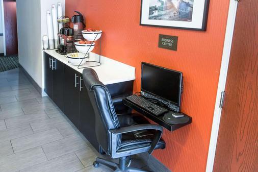 Comfort Inn - Pittsburgh - Business center