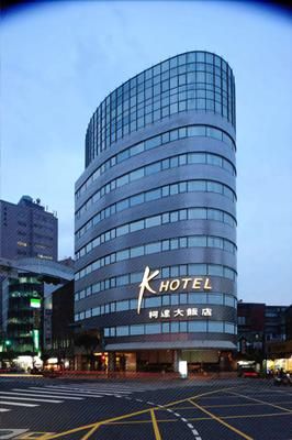 K Hotel - Yunghe - Taipei - Building