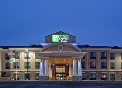 Holiday Inn Express Hotel & Suites Hays - Hays - Gebäude