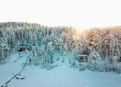 Aurora Camp - Kiruna - Outdoor view