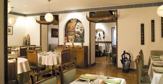 新德里泰姬陵旁維安塔大使酒店 - 新德里 - 新德里 - 餐廳