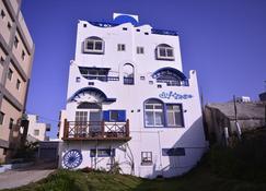 Sea House homestay - Magong City - Building