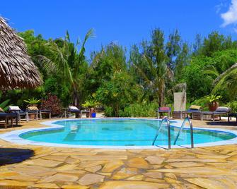 Mbuyuni Beach Village - Jambiani - Pool