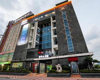 Gunsan Alice Hotel - Gunsan - Gebouw