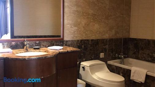 Dalian Asia Pacific Service Apartment - Đại Liên - Phòng tắm