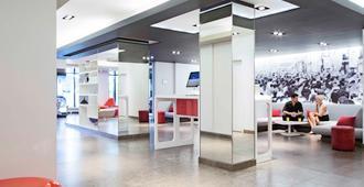 Novotel Montreal Centre - Montreal - Resepsjon