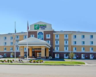 Holiday Inn Express & Suites Williston - Williston - Toà nhà