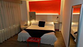 Hotel Agüera - Gijón - Κρεβατοκάμαρα