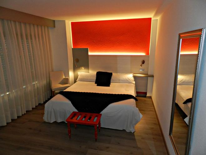 Hotel Agüera - คีคอน - ห้องนอน
