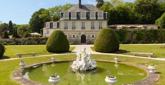 Château De Beaulieu Magnolia, The Originals Relais - Joue-les-Tours