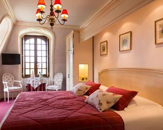 Château de Beaulieu et Magnolia Spa, The Originals Relais (Relais du Silence) - Joué-lés-Tours - Bedroom