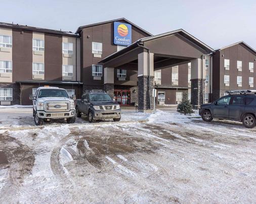 Comfort Inn & Suites - Fox Creek - Building
