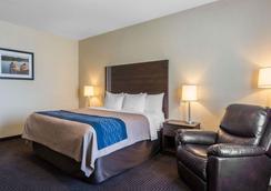 Comfort Inn & Suites - Fox Creek - Bedroom