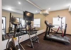 Comfort Inn & Suites - Fox Creek - Gym