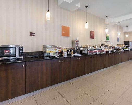 Comfort Inn & Suites - Fox Creek - Buffet