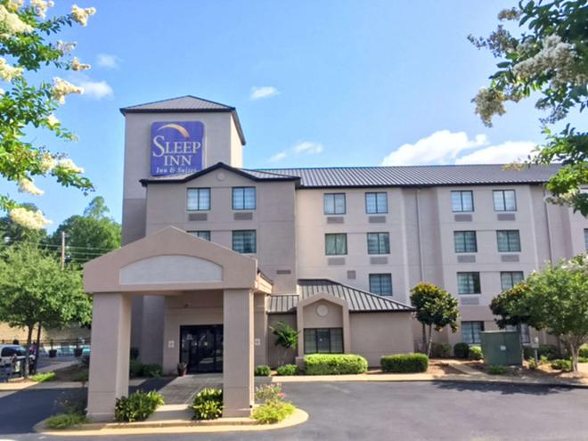 Sleep Inn and Suites Columbus - Columbus - Gebouw
