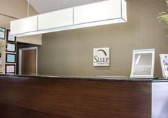 Sleep Inn and Suites Columbus - Columbus - Σαλόνι ξενοδοχείου