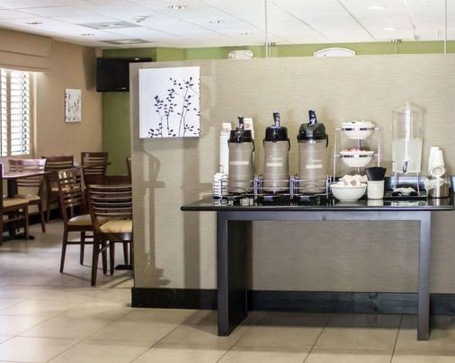Sleep Inn and Suites Columbus - Columbus - Buffet