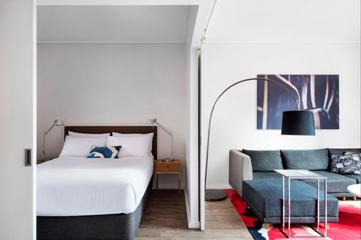 Ovolo Laneways - Melbourne - Bedroom