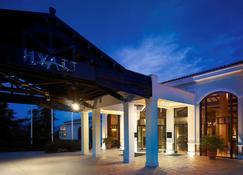 Hyatt Regency Thessaloniki - Thessaloníki - Toà nhà