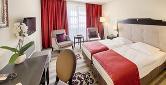 Welcome Hotel Residenzschloss Bamberg - Bamberg - Makuuhuone