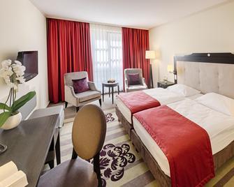 Welcome Hotel Residenzschloss Bamberg - Bamberg - Soveværelse