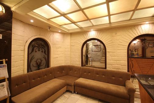 Hotel Shivkrupa - Pune - Oleskelutila