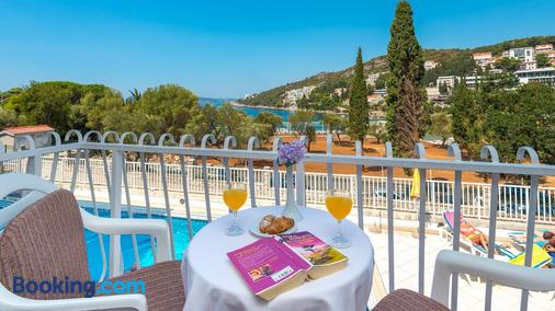 Hotel Komodor - Dubrovnik - Ban công