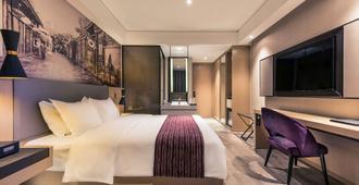 Mercure Chengdu Downtown - Chengdu - Bedroom