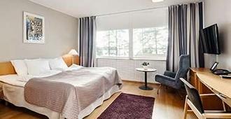 Hotel Rantapuisto - Helsinki - Schlafzimmer