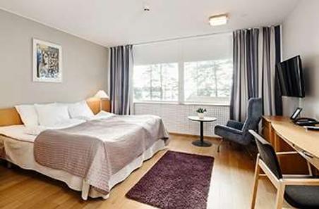 Hotel Rantapuisto - Хельсинки - Спальня