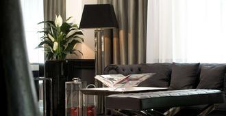 Park Hotel Hamburg Arena - Hamburg - Living room