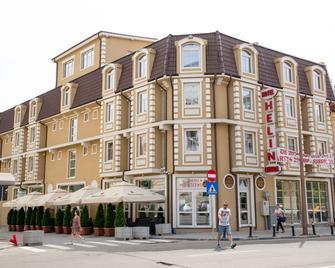 Hotel Helin Central - Craiova - Rakennus