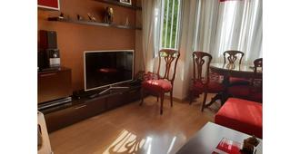 Vrbo Property - Madrid - Living room