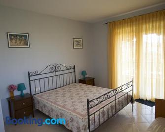 Apostolos - Salonikiou - Bedroom