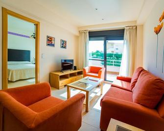 Apartamentos Adaria Vera - Vera - Living room