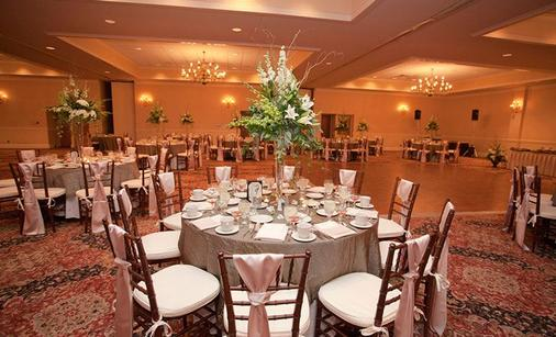 Sturbridge Host Hotel & Conference Center - Sturbridge - Banquet hall