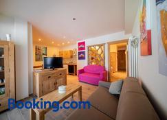 Cervinia Matterhorn Apartments - Breuil-Cervinia - Sala de estar