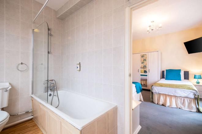 Comfort Hotel Great Yarmouth - Great Yarmouth - Phòng tắm