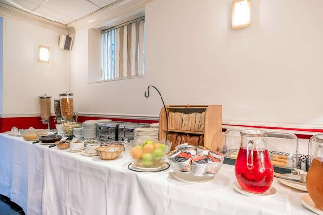 Comfort Hotel Great Yarmouth - Great Yarmouth - Buffet