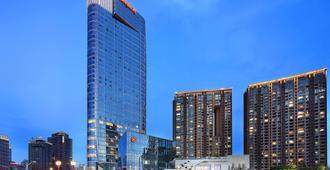 Sheraton Grand Hangzhou Binjiang Hotel - Hangzhou - Edificio