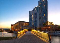 Clarion Hotel Malmö Live - Malmö - Building